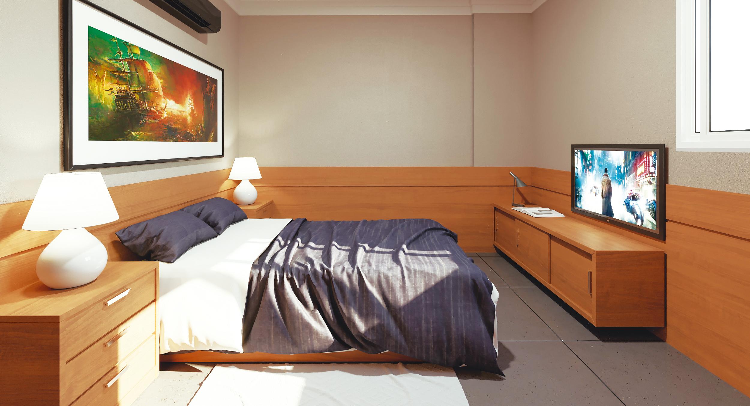 Dormintório Suíte
